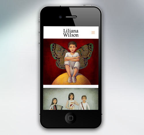Liliana Wilson iPhone